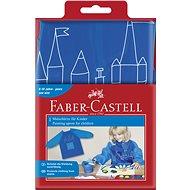Faber-Castell Zástěra na malování modrá