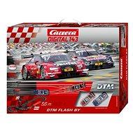 Carrera D143 40035 DTM Flash By