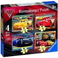 Ravensburger Disney Auta 3