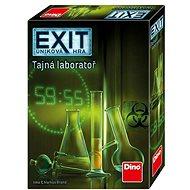 Úniková Hra: Tajná Laboratoř