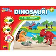Modelína dinosauři