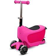 Buddy Toys BPC 4312 Taman 2v1 růžová