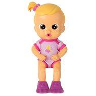 Mikro Trading Bloopies miminko do vany holčička fialová blond