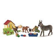 Schleich Adventní kalendář 2017 - Domácí zvířata