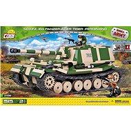 Cobi 2496 Panzerjager Tiger SdKfz 184 Ferdinand