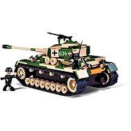 Cobi PzKpfw IV Ausf F1/G/H (3 v 1)