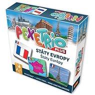 Pexetrio Státy Evropy plus