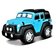 Jeep na dálkové ovládání
