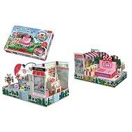 Skládačka prostorová Obchod Myšky Minnie