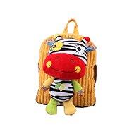 Discovery baby Batůžek do školky s hračkou Oslík