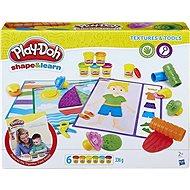 Play-Doh Textury & Nástroje (anglická verze)