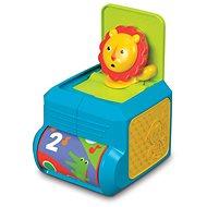 Fisher-Price Hudební krabička s překvapením