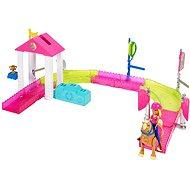 Barbie Mini závodiště herní set