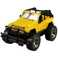 Auto Jeep na setrvačník 23cm