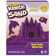 Kinetic Sand Neonové Barvy 680g fialová