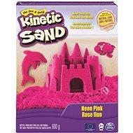 Kinetic Sand Neonové Barvy 680g růžová