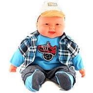 Miminko kluk - modrá košile