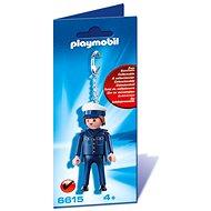 Playmobil 6515 Přívěsek na klíče Policista