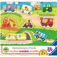 Ravensburger 036844 Velká auta