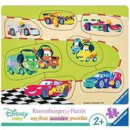Ravensburger 036868 Disney Auta 3 rodina