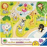 Ravensburger 036875 Zoo zvířata