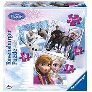 Ravensburger 072767 Disney Ledové království Anna Elsa a jejich přátelé