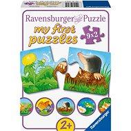 Ravensburger 073139 Zvířátka na zahradě