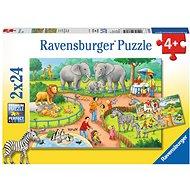 Ravensburger 78134 Den v zoo