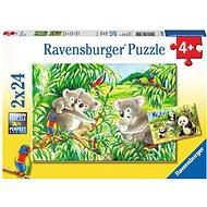 Ravensburger 78202 Sladké koaly a pandy