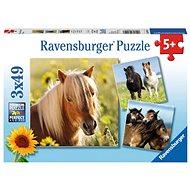 Ravensburger 80113 Sladcí koně