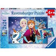 Ravensburger 90747 Disney Ledové království