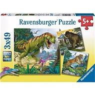 Ravensburger 93588 Dinosauři a čas