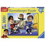 Ravensburger 107124 Alvin, Simon,Theodore