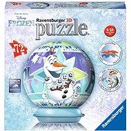 Ravensburger 3D 117642 Disney Ledové království Olafovo dobrodružství