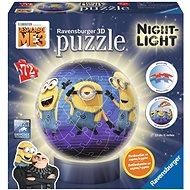 Ravensburger 3D 118342 Mimoňové: Já Padouch 3 svítícíball