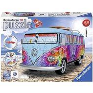 Ravensburger 3D 125272 VW Autobus indiánské léto