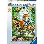 Ravensburger 147427 Tygr v pralese