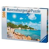 Ravensburger 147588 Pláž na Sardínii