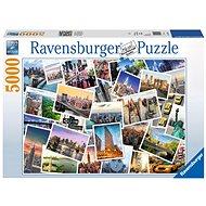Ravensburger 174331 NY City nikdy nespí