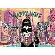 Ravensburger 198313 Šťastná žena šťastný život