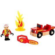 Brio World 33876 Požární hrací sada