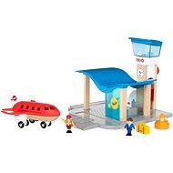 Brio World 33883 Letiště s kontrolní věží