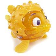 Svítící rybka - žlutá