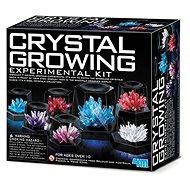 Krystaly experimenty