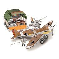 Cobi 5544 II WW Messerschmitt BF 109 Africká mise