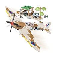 Cobi 5545 II WW Supermarine Spitfire Pouštní letiště