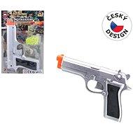 Kuličková pistole plast
