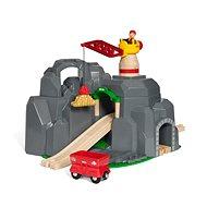 Brio World 33889 Jeřáb a horský tunel