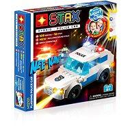 Light Stax Hybrid Flashing Police Car