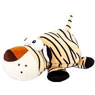 Magický plyšák 2v1 - zebra/tygr